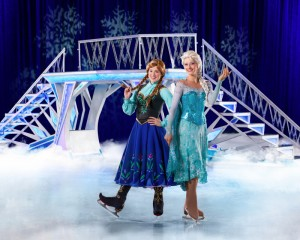 Disney on Ice presents Silver Anniversary Celebration kaartverkoop jaarbeurs utrecht kerstvakantie