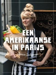 Een amerikaanse in parijs carrie solomon terra lannoo recensie review kookboek