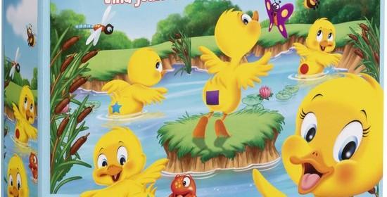eendjesdans goliath games recensie review gezelschapsspel familiespel speelgoed van het jaar nominatie
