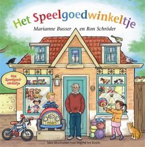 Het speelgoedwinkeltje marianne busser en ron schroder recensie review prentenboek