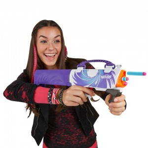 Nerf Rebelle Secret Shot recensie review blaster