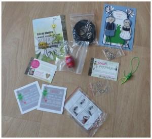 Artasja.eu Artasja webwinkel webshop kralen zelfgemaakte sieraden gelukspoppetjes kaarten geluk onderdelen sieraden maken DIY recensie review
