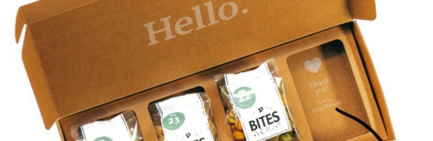 bites we love box tussendoortjes verantwoord gezond noten zaden gedroogd fruit superfood chocolade zakjes bites recensie review brievenbus pakje lidmaatschap opzeggen kortingscode 50 % korting