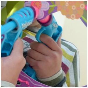 DohVinci Kaptafel recensie review hasbro Play-Doh speelklei klei knutselen decoratie creatief