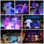 Halloween julianatoren recensie review griezeldoolhof halloweenshow dolfje weerwolfje jul & julia