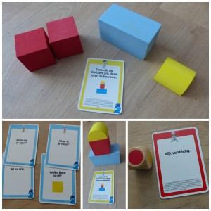 Knappe Koppen University Games recensie review bordspel kaarten opdrachten vragen peuters kleuters educatief proberen