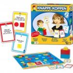 Knappe Koppen University Games recensie review bordspel kaarten opdrachten educatief peuters kleuters