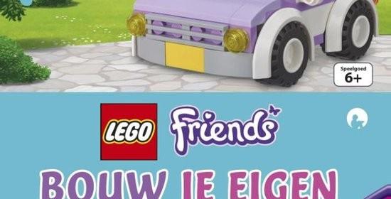 Lego friends Bouw je eigen avontuur recensie review bouwset cabriolet Liza boek bouwideeën picknicken kermis Heartlake City paardenshow feest avontuur bouwen bouwstenen inspiratie