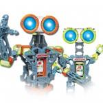 Mecconoid G15KS robot speelgoedrobot kinderen 10+ Meccano app bluetooth Learned Intelligent Movement-technologie iOS Android technologie speelgoed toekomst verkrijgbaar bol.com leren programmeren