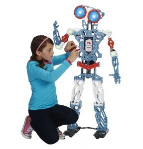 Meccanoid G15KS speelgoed robot toekomst progammeren bouwen kinderen 10+ verlanglijstje Meccano spin Masters Tech