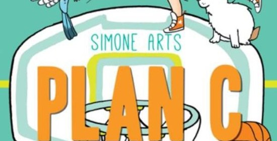 Plan C Simone Arts uitgeverij holland zelf lezen 9+ pleegzorg pleegkind pleeggezin enig kind basketbal school recensie review