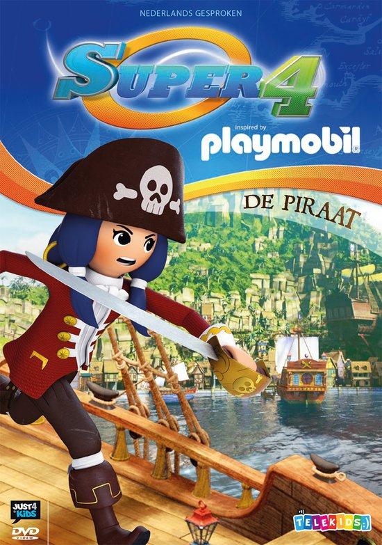 Playmobil Super 4 De Piraat Dvd Recensie