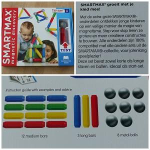 SmartMax start Try Me 1+ magneten bouwen recensie review speelgoed stimulering kinderen