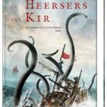De heersers van kir Mariëtte Aerts De kronieken van de Zeven eilanden trilogie fantasy vier windstreken volwassenen 12+ kinderboek