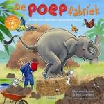 De poepfabriek recensie review marinnane busser ron schroder prentenboek tekeningen foto's levensecht 3D uitgeverij moon versjes rijm