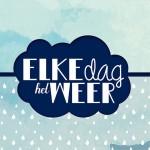 Elke dag het weer BBNC Uitgeverij recensie review dagboek logboek weerbericht neerslag weersveranderingen vijf jaar cadeau