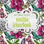 Het enige echte notitiekleurboek recensie review BBNC uitgevers kleuren
