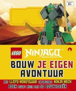 Lego Ninjago bouw je eigen avontuur recensie review