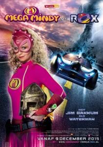 Mega Mindy vs. ROX jim bakkum slechterik in nieuwe mega mindy film vanaf 9 december in de bioscoop officiele trailer bekijk Mega Mindy vs. ROX