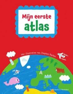 mijn eerste atlas recensie review baby peuter boekje kartonnen kartonboek kleuren dieren gebouwen van holkema & warendorf