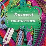 Het twwde enige echte paracord boek voor volwassenen BBNC recensie review winactie paracord sleutelhanger mesfoedraal woestijnbloemmedaillon armbanden slippers