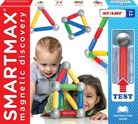 SmartMax Start Try Me 23 delig magneten bouwen recensie review nieuw smartgames 1+ leerzaam educatief ontwikkeling