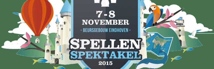 Spellen Spektakel inzameling tweedehands spellen eindhoven november