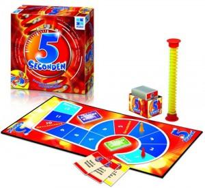 5 seconden megableu spel gezelschapsspel familie spel recensie review vragen kaarten antwoorden timer speelbord lachen tijdsdruk stress
