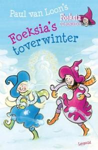 Foeksia's Toverwinter Paul van loon winter miniheks tovenaar Kwark schoencadeautje boekje voorlezen sneeuwpop recensie review juf Minuul kus prijsje leopold voorleesboeken foeksias Toverwinter