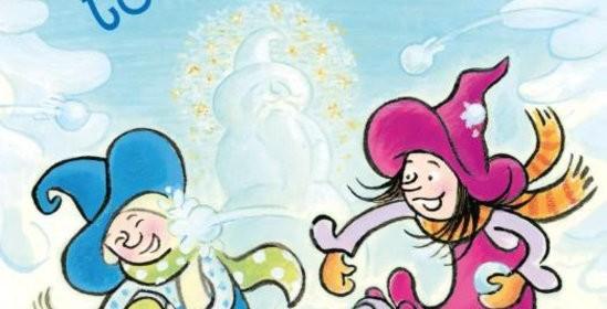 Foeksia's Toverwinter Paul van loon winter miniheks tovenaar Kwark schoencadeautje boekje voorlezen sneeuwpop recensie review juf Minuul kus prijsje leopold voorleesboeken