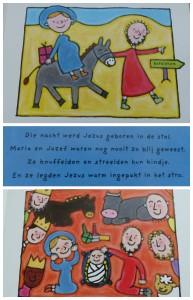 Het kindje in de stal Liesbet Slegers Prentenboek Clavis Maria Jozef geboorte Jezus kerstcadeautjes eenvoudig verhaal kerstverhaal peuters kleuters kartonboekje knuffel welkom koningen herders recensie review