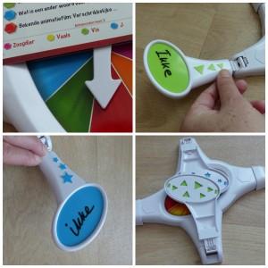 klabatas recensie review goliath games gezelschapsspel familiespel quiz vragen antwoorden snelheid schrijven speelkaarten