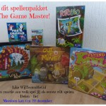 Win een spellenpakket van The Game Master winnen actie winactie spelletjes flying kiwis foto leo out of mine klussen met koeien fox & chicken loch ness