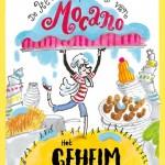 De keukenprins van Macano Het geheim achter het fornuis Mathilda Masters Georgien Overwater recensie review graphic-novel fans de waanzinnige boomhut serie zelf lezen grappig fantasierijk