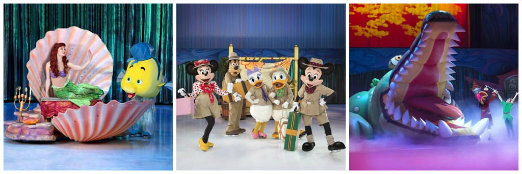 Disney On Ice presents Silver Anniversary Celebration Disney On Ice 2015 recensie review Jaarbeurs Utrecht RAI amsterdam dagje uit tip kerstvakantie