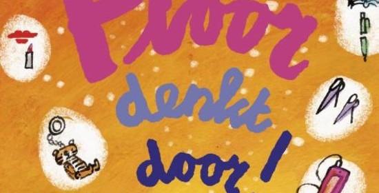 Floor denkt door Marjon Hoffman Zelf lezen Ploegsma recensie review regels vriendin dictee oplossingen schrijffouten hoofdstuk tekeningen PC school belevenissen humor geschreven pizza online
