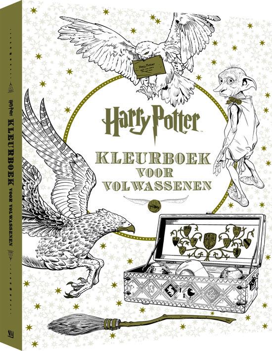 harry potter kleurboek voor volwassenen recensie wij