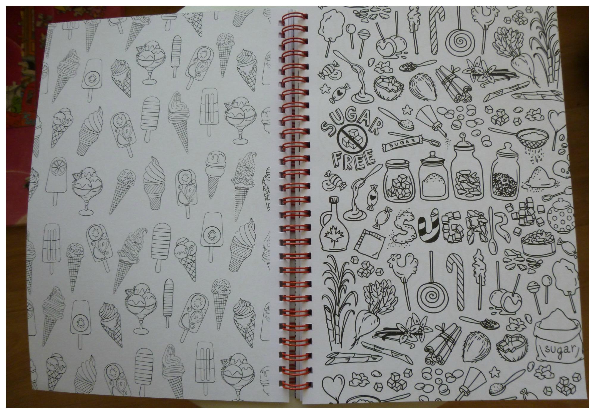 Kleurplaten Volwassenen Abstract.Het Enige Echte Kleurboek Voor Volwassenen Met Een Ringband