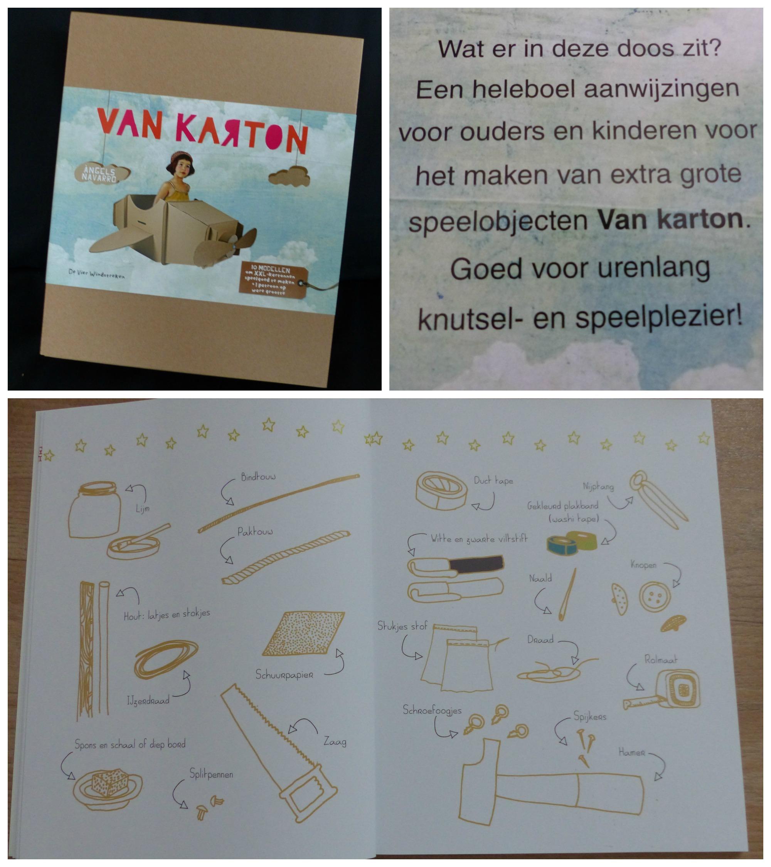 Fabulous Van karton: bouw de mooiste speelobjecten zelf! [recensie] - Wij &PE07
