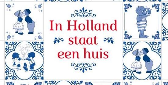 In Hollands Staat Een Huis Voorleesboek Leopold Dikketje Dap Nijntje Pot En Sien Boer Boris Kikker