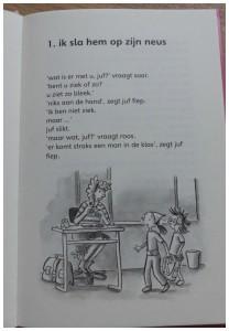 Weg met die draak! Corien Oranje Leren Lezen AVI AVI M3 Royal Jongbloed thriller spannend leesboek zwart-wit tekeningen illustraties juf Fiep groep 3 groep 4 ei kinderen aantrekkelijk boekenreeks serie recensie review
