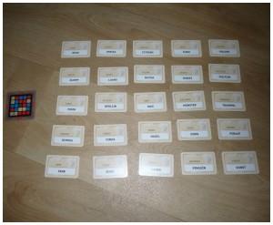 Codenames kaartspel White Goblin Games recensie review teams spionnen huurmoordenaar hoofd geheime dienst hints aanwijzingen woorden linken geheime identiteit onthullen kinderen volwassenen kaarten aanwijzingen twee drie spelers speelplezier spelregels eenvoudig denkproces creatief opbergen opruimen