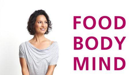 Food Body Mind Wendy Walrabenstein gezondheid psychologie eten beweging lichaam gezond lekker geest recensie review Aerial Media Company recepten supplementen voedingsmiddelen producten voedingsstoffen bewustere gezondere keuze auteur mindfulness