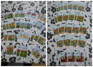 Klussen met Koeien The GameMaster recensie review Koe zoekt Boer kaartspel 8+ pestkaarten klusteam stieren koeien schaften tactisch pestkaarten negatief uitpakken blind lokkaart jatkaart dumpkaart ongeluk ARBO controle risico's ruikertje klusstieren Bertha Greta Johanna Klara Jacoba spelletje gezelschapsspel Gooische koeien Koeien Knuffelen