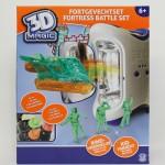 3D Magic Boti 3D Magic Maker themapakket meiden jongens gel creaties mal eenhoorn prinssenvoertuig instructieblad kleuren geltubes pakket genieten stralen donker glow-in-thew-dark creatie knutselen voertuigen nieuws creatief educatief