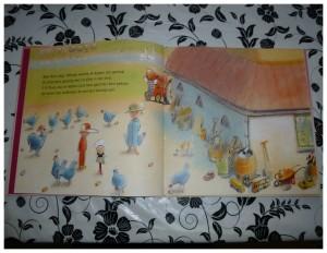 Boer Boris en de eieren Pasen prentenboek recensie review Ted van Lieshout Philip Hopman kippen eieren paaseieren gekleurde verhaal rijm verstoppen paashaas interactief paaseieren zoeken stickervel eieren versieren kinderen Gottmer