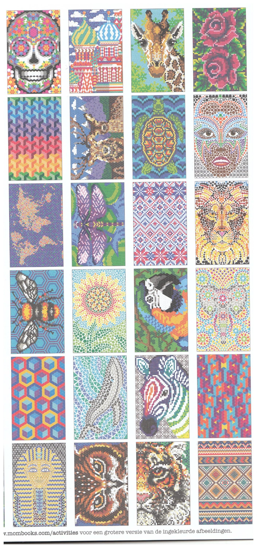 Kleurplaten Kleuren Op Nummer.Kleuren Op Nummer Extreme Kleurpuzzels Voor Volwassenen Recensie