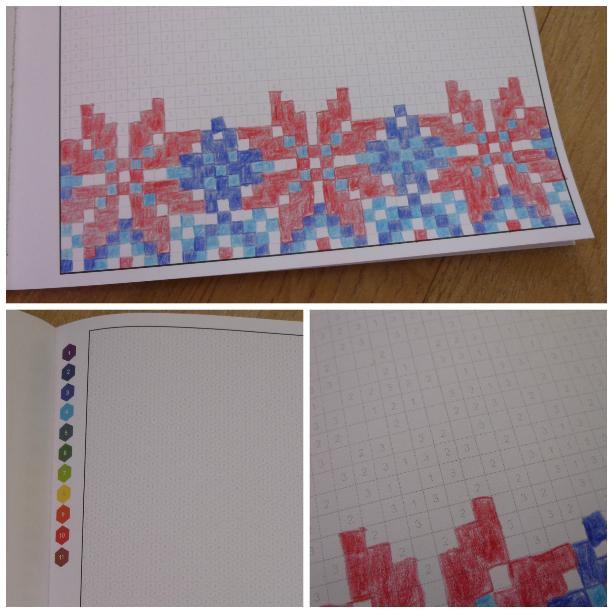 Kleurplaten Voor Volwassenen Met Nummers.Kleuren Op Nummer Extreme Kleurpuzzels Voor Volwassenen Recensie