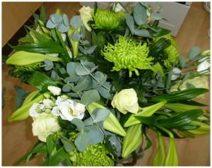 Sister Sophy boeketten 100 % Fairtrade FFP recensie review webwinkel website webshop bloemen post doos cadeau verpakking chocolaatjes attentie versgarantie vaasgarantie