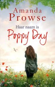 Haar naam is Poppy Day Amanda Prowse recensie review roman Vergeet mij niet Afghanistan Aerial Media Company liefde doorzettingsvermogen toewijding aangrijpend verhaal auteur